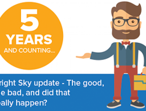 Bright Sky update – The good, the bad, and did that really happen?