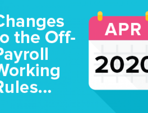 Changes to the off-payroll working rules for the private sector