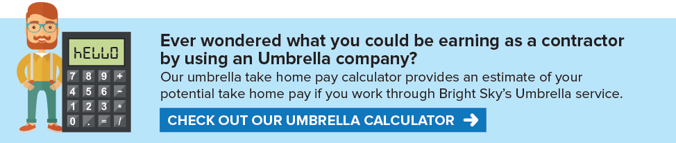 Umbrella Calculator