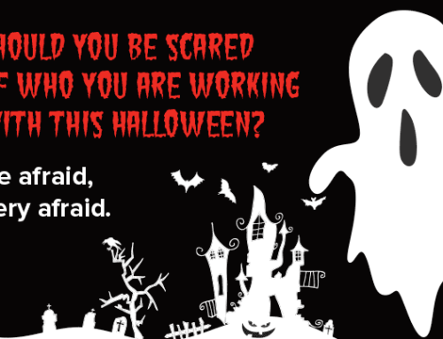 Should you be scared of who you are working with this Halloween?