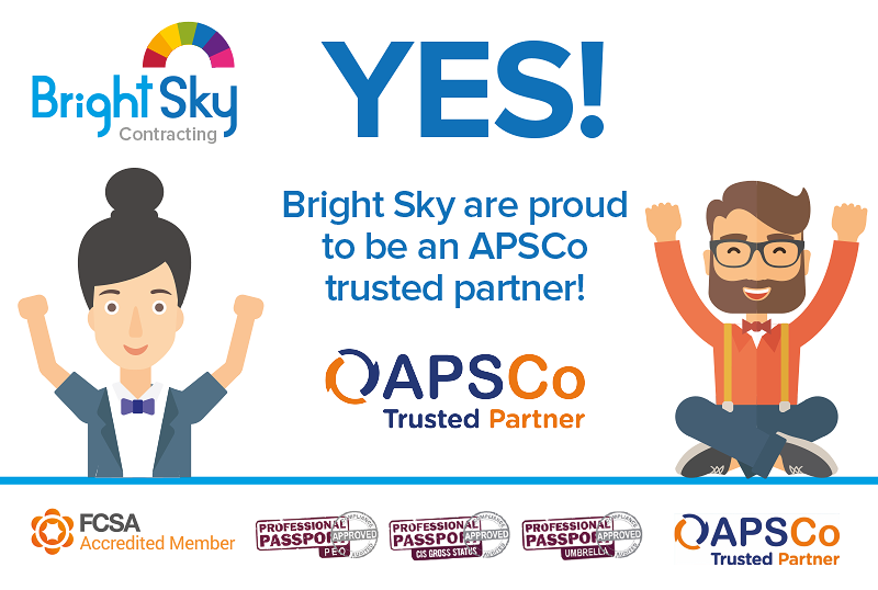 Bright Sky are proud to be an APSCo trusted partner!